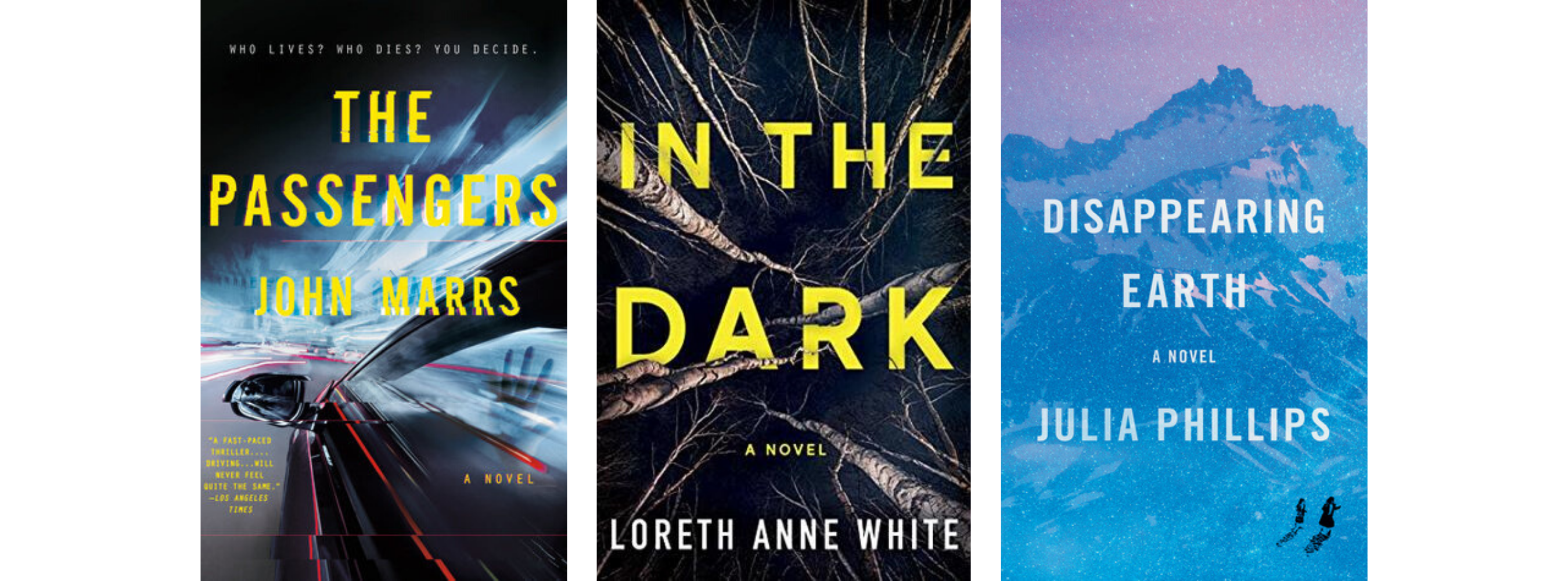 Summer Reads: Mystery & Thriller