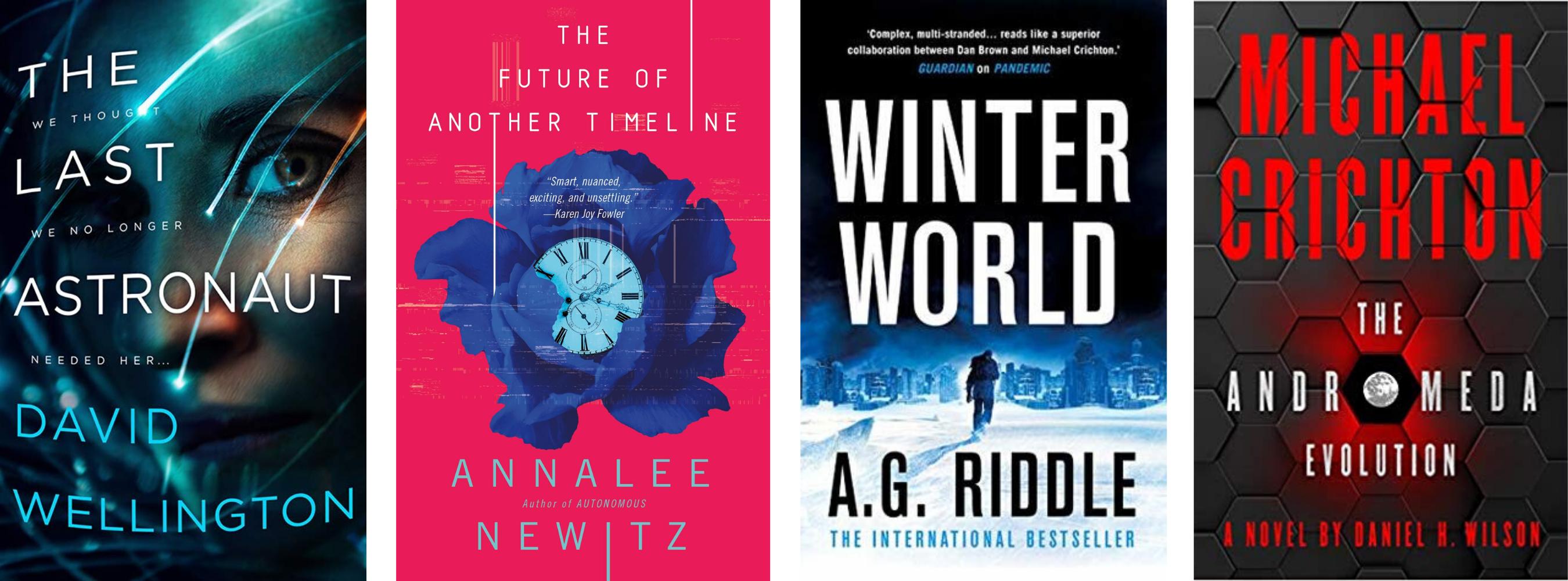 Summer Reads: Sci-Fi