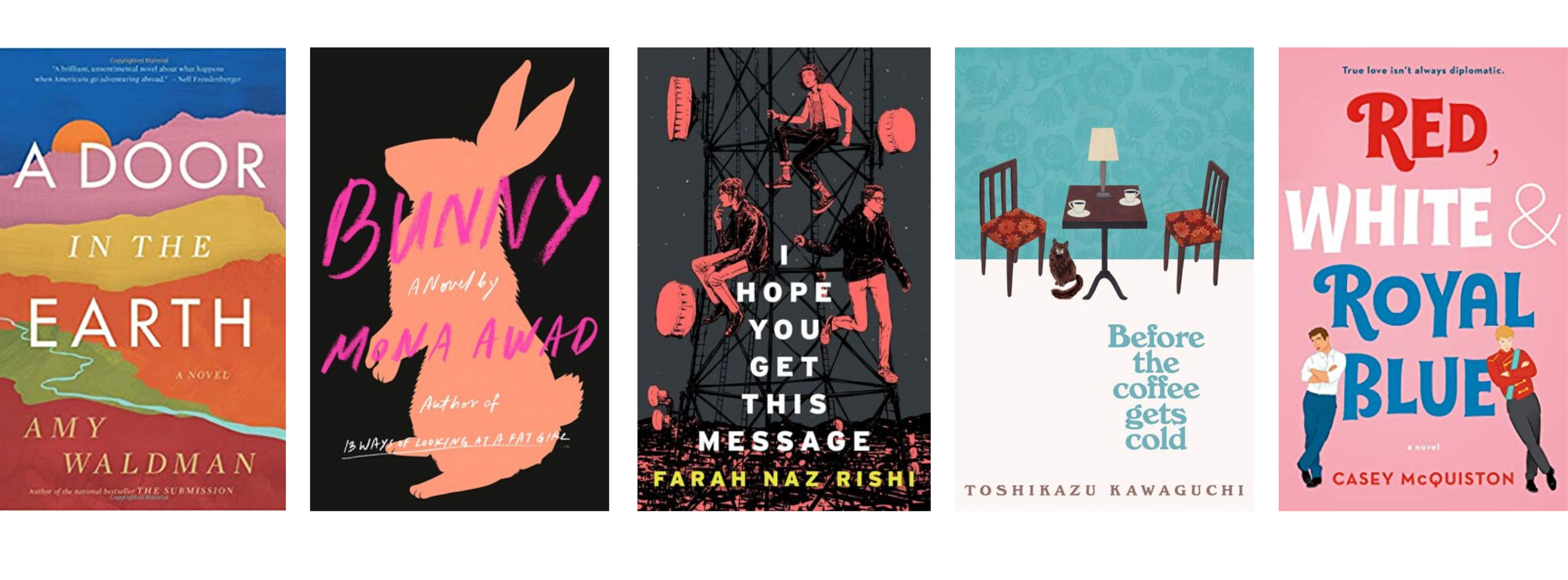 Summer Reads: Fiction