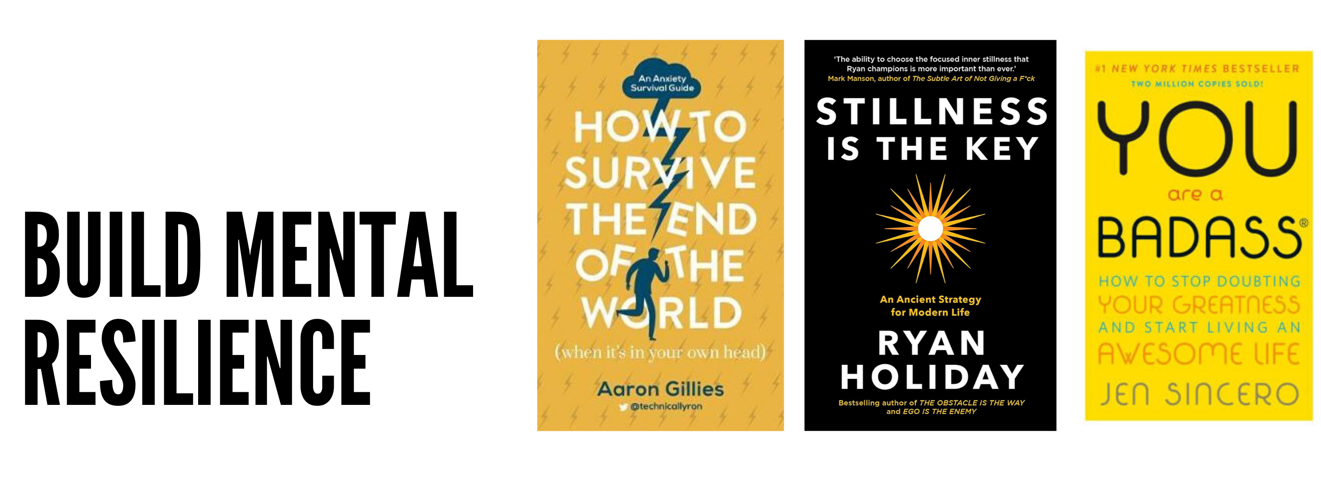Summer Reads: Get Your Life Together