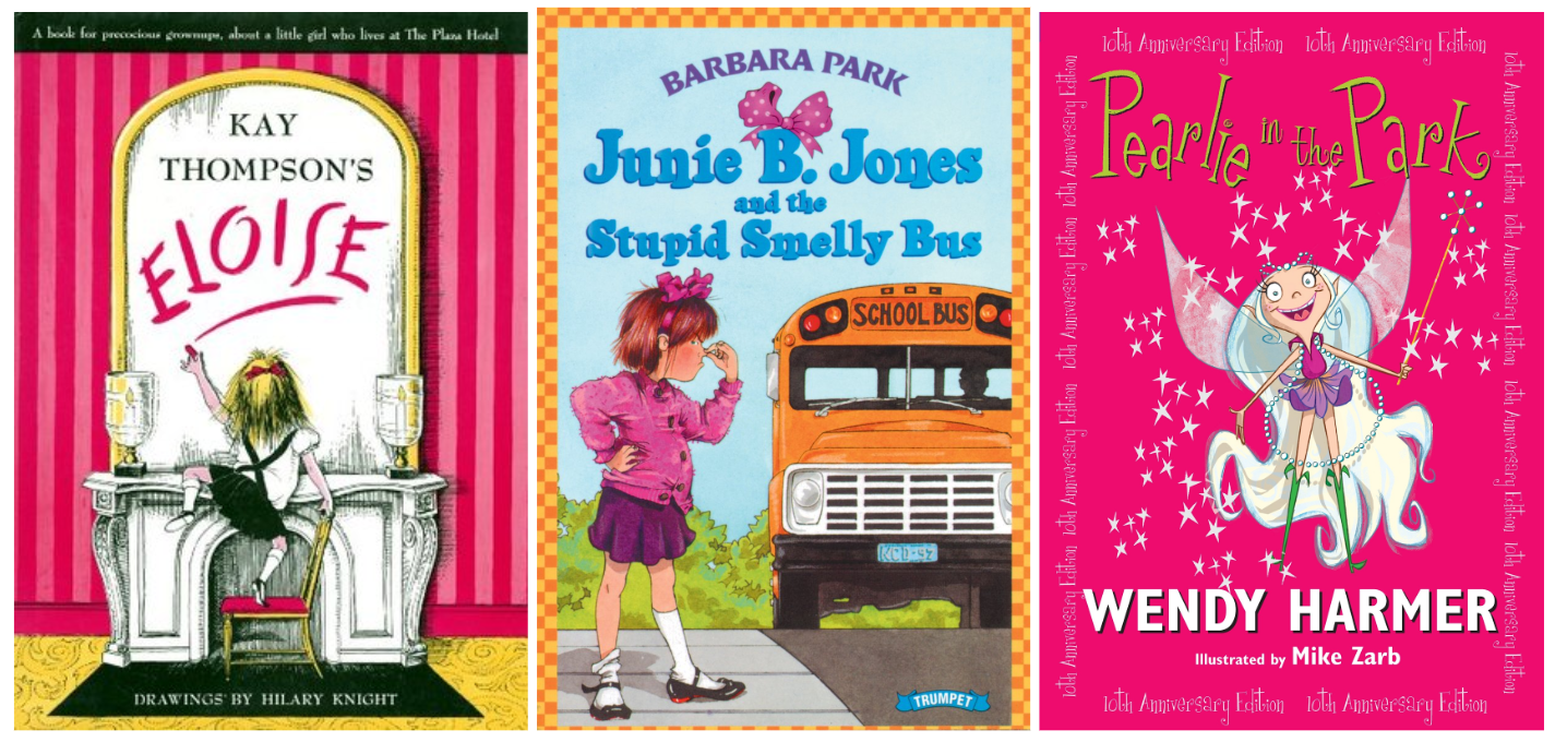 Books that Shaped my Childhood