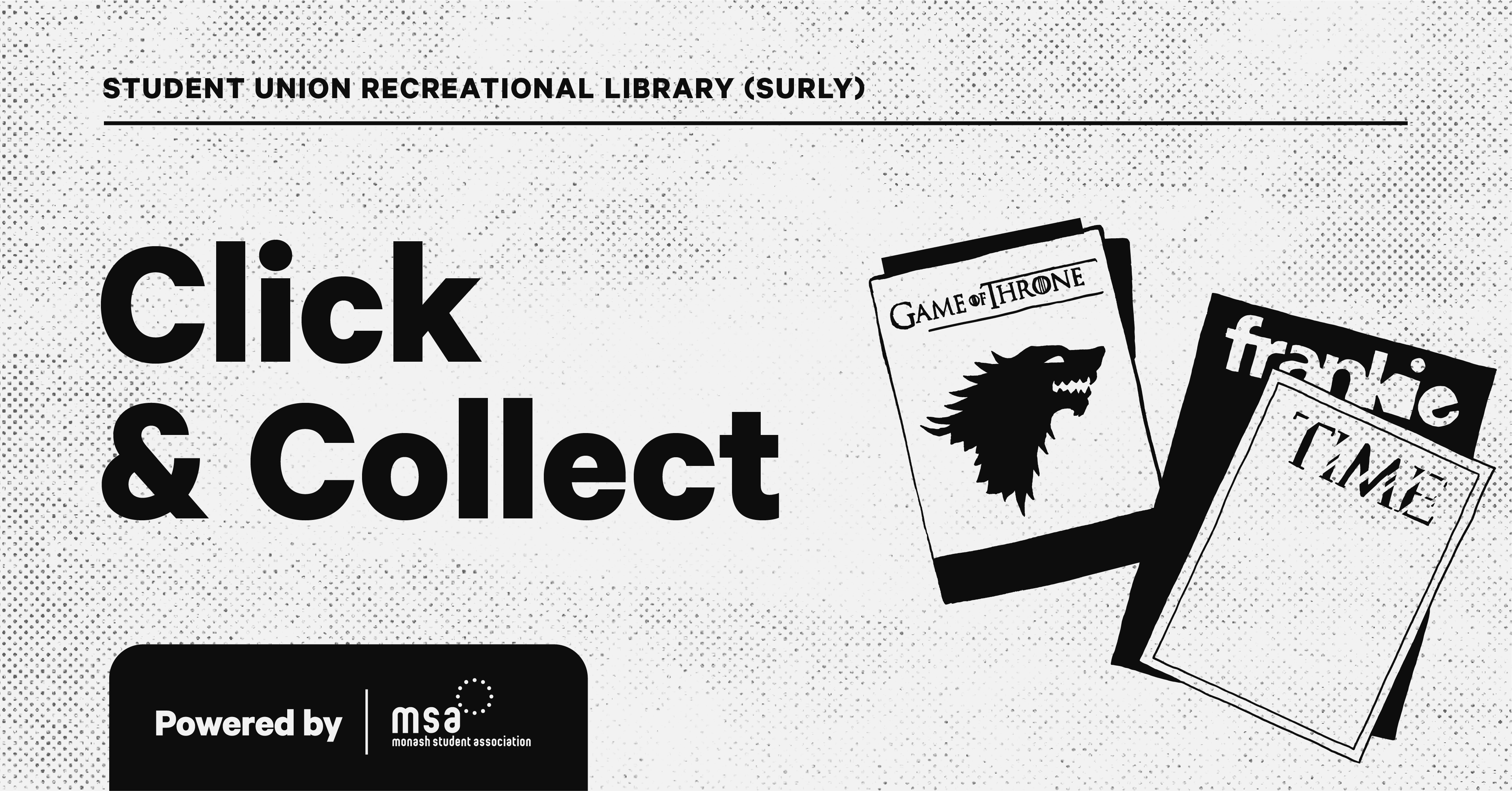 SURLY Click & Collect: How to Request Books