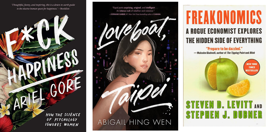 2020's Popular Books