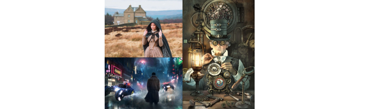 Intro to Steampunk