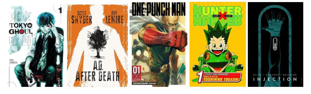 33 Cool Comics