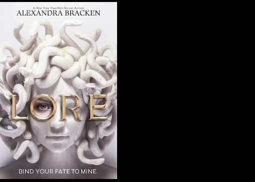 Book Review: Lore by Alexandra Bracken